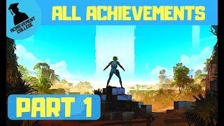 QUBE 2 Achievement Guide Walkthrough Part 1 ACHIEVEMENT COLLEGE