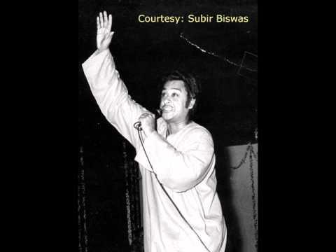 Ghungroo Ki Tarah Bajta Hi Raha------tribute to kishore kumar...