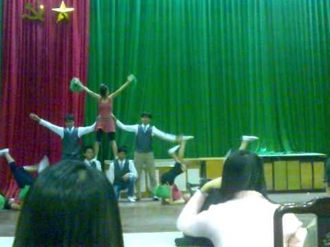 CN49THC Mừng ngày 20 - 11 - 2010 (Nhảy Aerobic bài: Amore Mio)