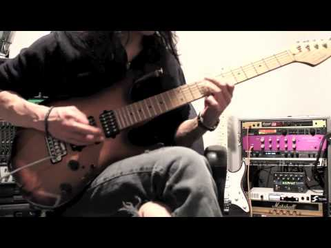Guthrie Govan Waves by John Choi