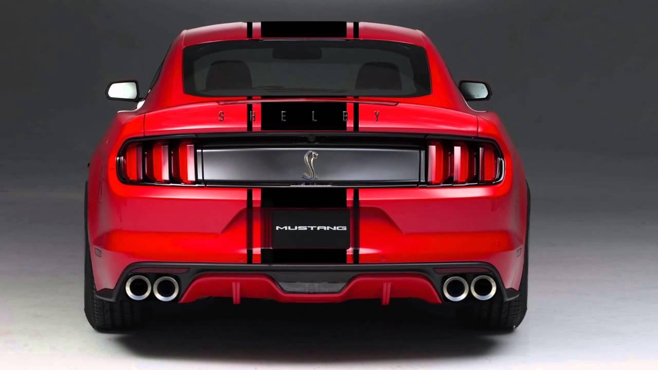 2016 Shelby GT350 Cobra - YouTube