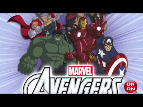 Avengers Assemble & Hulk Agents of S.M.A.S.H. Voice Cast Revealed! Coming Summer 2013!