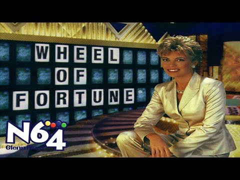 Wheel Of Fortune - Nintendo 64 Review - Ultra HDMI - HD