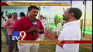 Face to Face with Somireddy Chandramohan Reddy