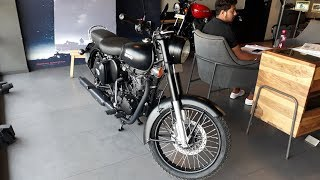 royal enfield classic 500 stealth black |abs |2019 |Review In Hindi |Price |mileage |Features