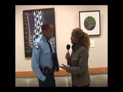 Somali Officer's got Award from City of Minneapolis & Homeland Security, Minneapolis, MN - somali video