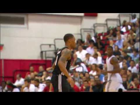 2012 Summer League MVP Highlights