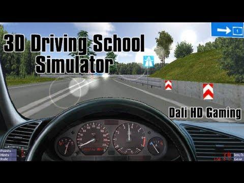 Learn Driving Car Simulator