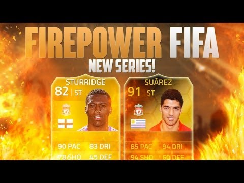FIREPOWER FIFA! #INTRO NEW SERIES!   FIFA 14 Ultimate Team