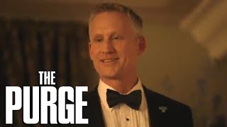 The Purge (TV Series) | Ep 1 Sneak Peek - Minutes Away From Commencement | on USA Network
