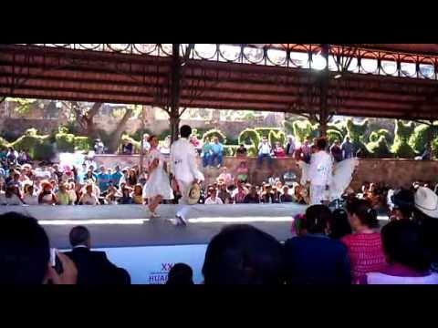 Concurso de Huapango en Pinal de amoles, Queretaro.
