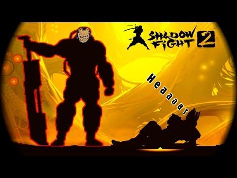 ТИТАН ЖИВ (пока) мультик для детей игра Shadow Fight 2 бой с тенью видео для детей Funny Games TV