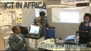 INFORMATION, COMMUNICATION TECHNOLOGY IN AFRICA  TELEMEDICINE