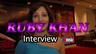 Model Actress ,Ruby Khan Interview
