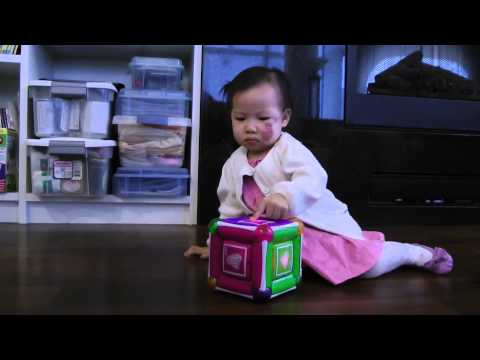 Baby And Music Block