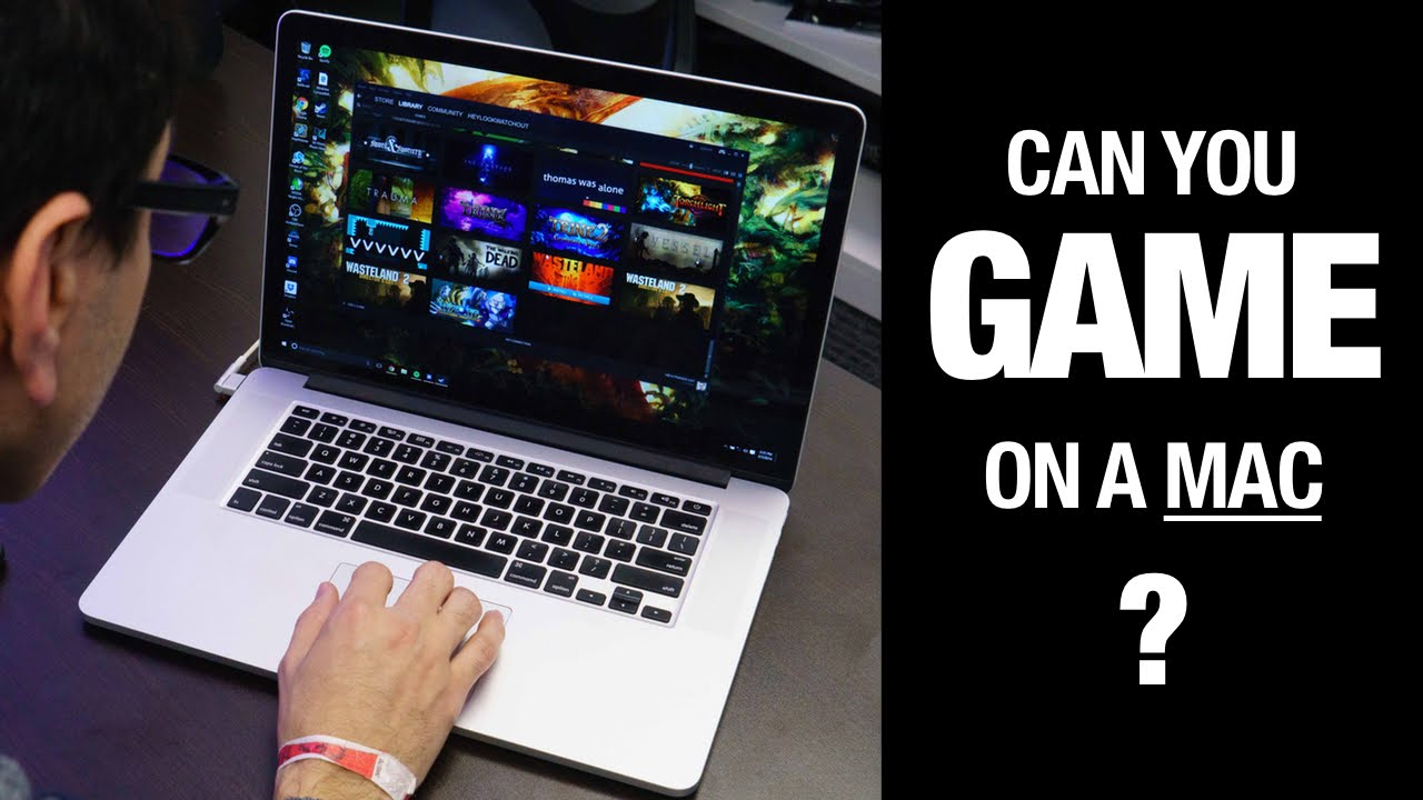 Can You Game on a Mac?