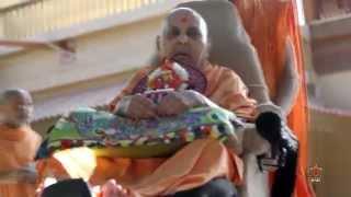 Guruhari Darshan 11 Dec 2014, Sarangpur, India