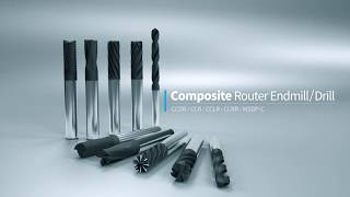 CFRP Drill Endmill [KOR]