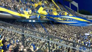 vamos los bosteros cancion la doce boca juniors banfield boca campeon torneo apertura 2011