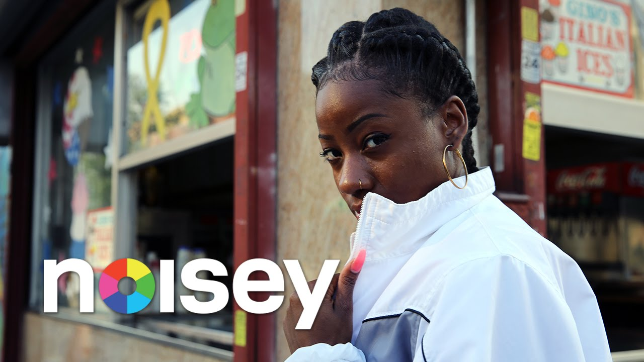 DonMonique Is Shining In Brooklyn: Noisey Raps
