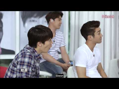 [Eng Sub] 140408 The Ultimate Group AKA Super Show with Super Junior P2/2