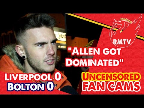 """Allen Was Dominated"" 