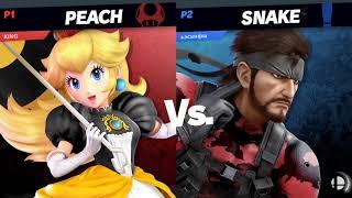 Undefeated Snake! (Super Smash Bro Ultimate)