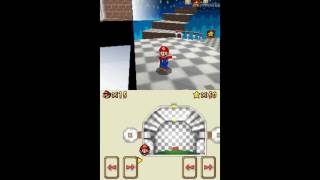 SM64DS - New Endless Stairs Skip