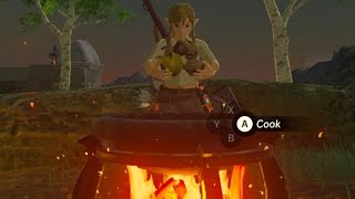 The Legend of Zelda: Breath Of The Wild - Cooking Basics!