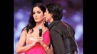 Jab Tak Hai Jaan | Katrina Kaif Kissing Shahrukh Khan
