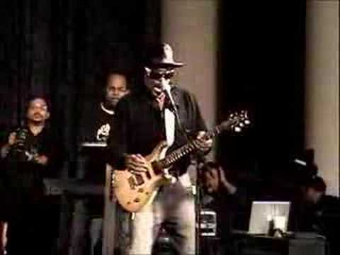 Chuck Brown - Live at Union Station - Hoochie Coochie Man