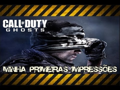 Call of Duty Ghosts  Multiplayer (Primeira impressões, rodando no XBOX ONE)
