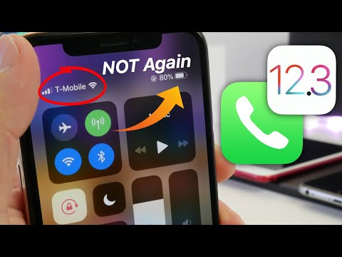 iOS 12.3 Beta 3 This is (UNBELIEVABLE) Creepy Phone Call BUG & More...