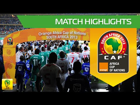 Final : Nigeria - Burkina Faso | CAN Orange 2013 | 10.02.2013