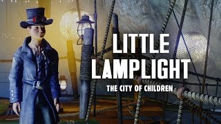 The Full Story of Little Lamplight: The City of Children - Fallout 3 Lore
