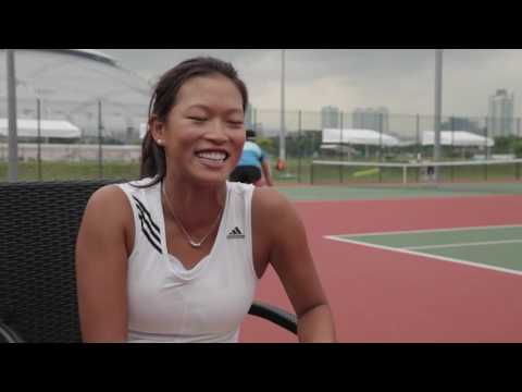 Singapore's Fed Cup heroines