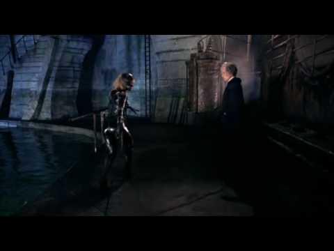Batman Returns - Catwoman Kills Shreck