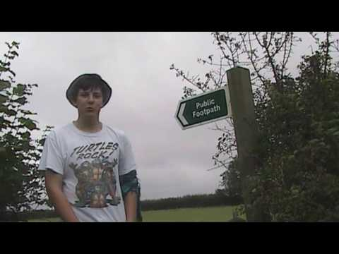 Interactive Walk Public Footpath HD