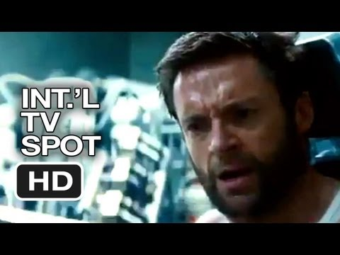 The Wolverine International TV SPOT (2013) – Hugh Jackman Movie HD