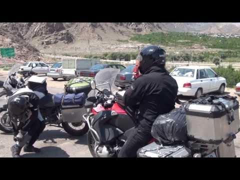 IRAN 2013 - wyprawa motocyklowa - część VII