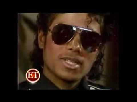 Michael Jackson Rare Interview February 25 1983 Music Videos