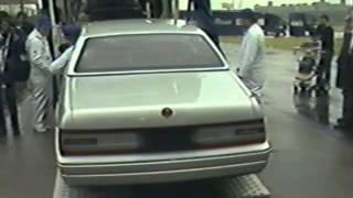 Cadillac Allante Promo 1988?