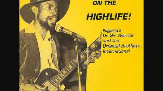 Na Kwa Echeki - Dr. Sir Warrior and the Oriental Brothers International