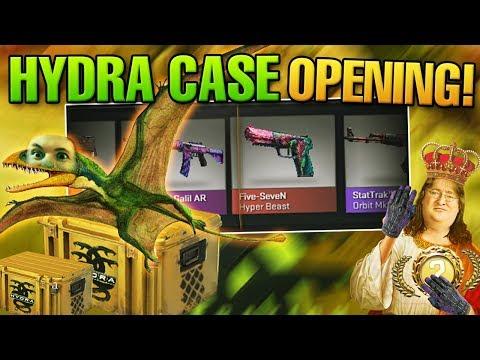 CS:GO Operation Hydra Case Opening - YEEEEEEEEEEEES!