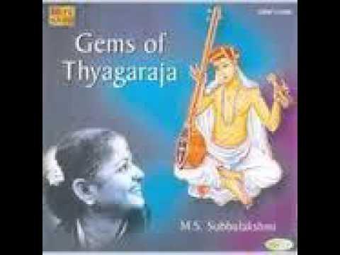MS Subbulakshmi-Marugelara-Jayanta sri-aadi-tyagaraja(24)