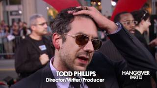 THE HANGOVER PART II - Red Carpet Premiere Highlights