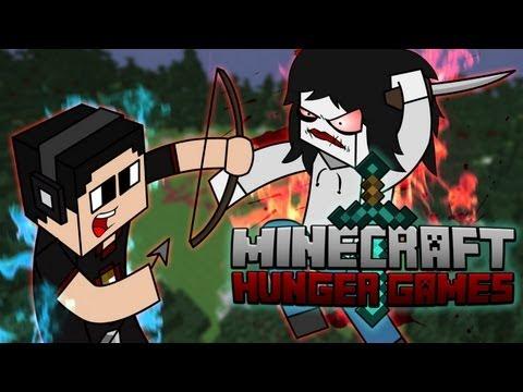 Minecraft PC: Juegos del Hambre con Towngameplay