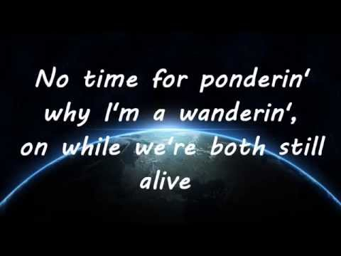 Lord Huron  Ends of the Earth Lyrics on screen