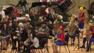 SUPER MARIO BROS  - 超級瑪利兄弟組曲
