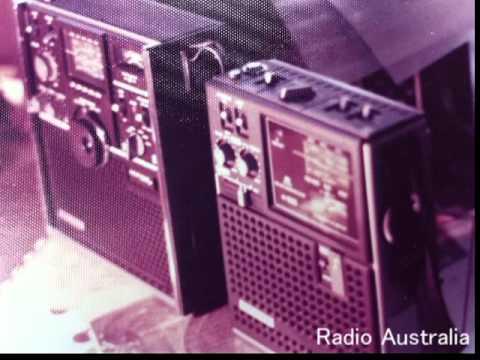Radio Australia日本語放送インターバルシグナル(1975年)